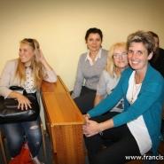 Spotkanie popielgrzymkowe – Grupy Franciszek